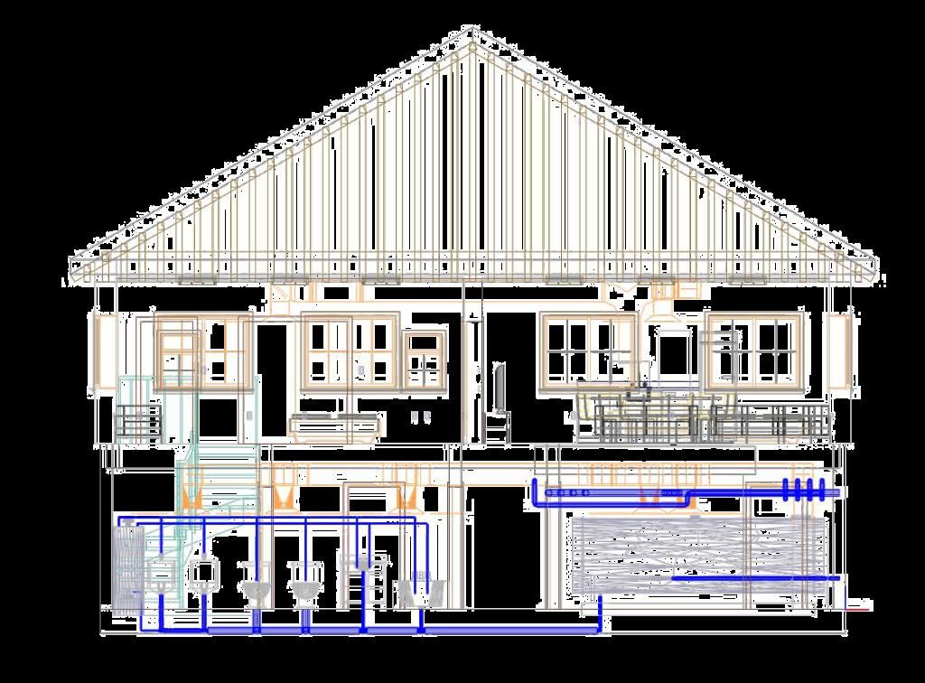 2D projektová dokumentácia