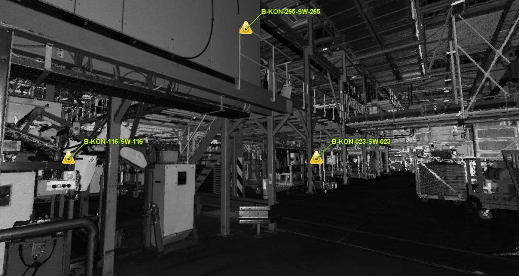 Laserové skenovanie
